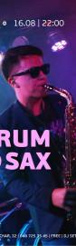 16/08 Drum & Sax | Шкаф