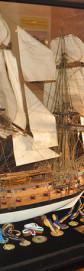 Выставка авторских кораблей
